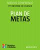 Análisis Comparado Análisis Plan de Metas 2013